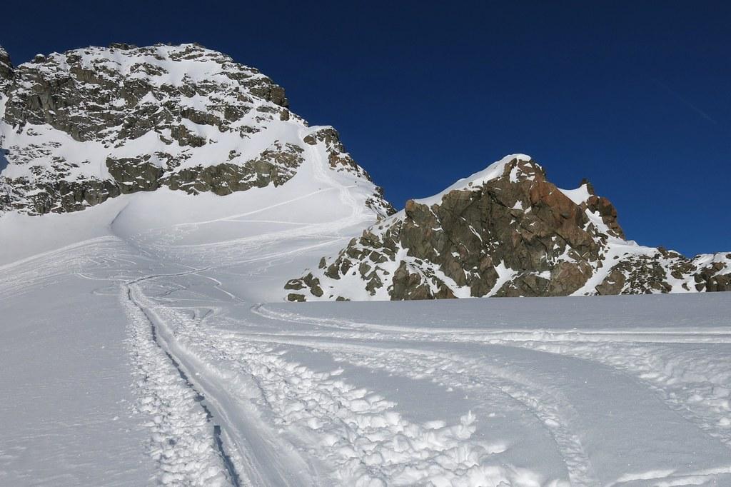 Piz Kesch - Chamanna Kesch Albula Alpen Schweiz foto 23