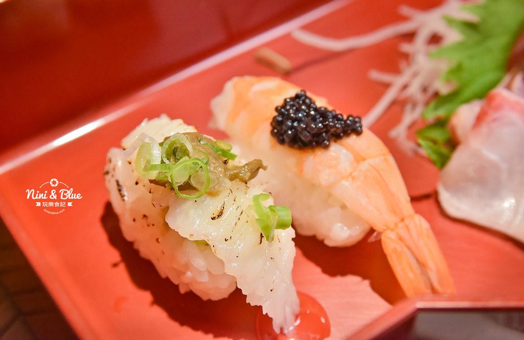 和食望月2020無菜單 台中日本料理 父親節28