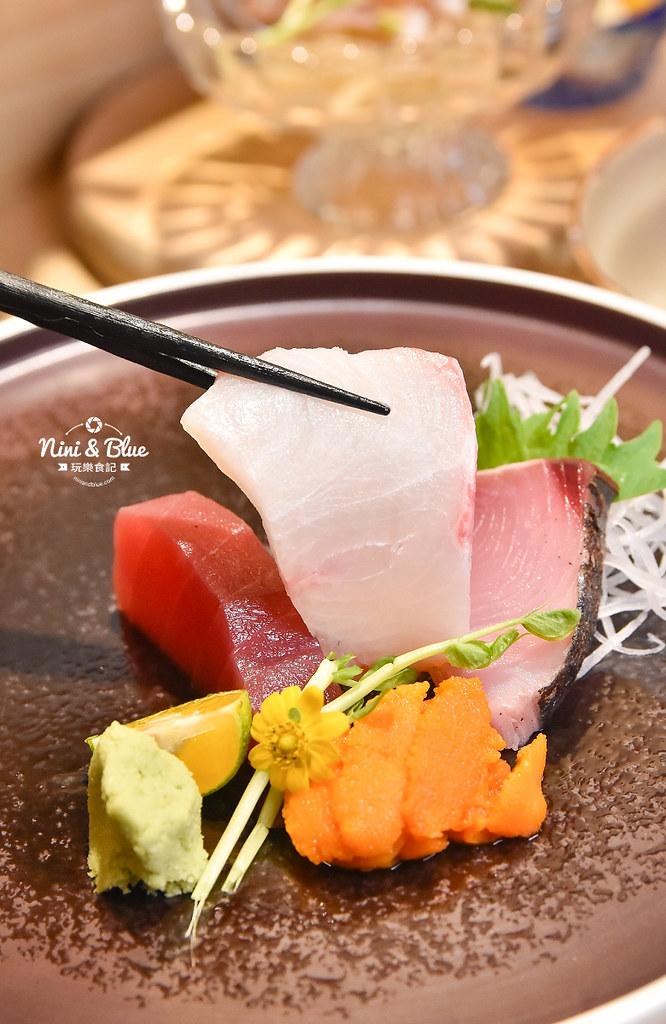 和食望月2020無菜單 台中日本料理 父親節17