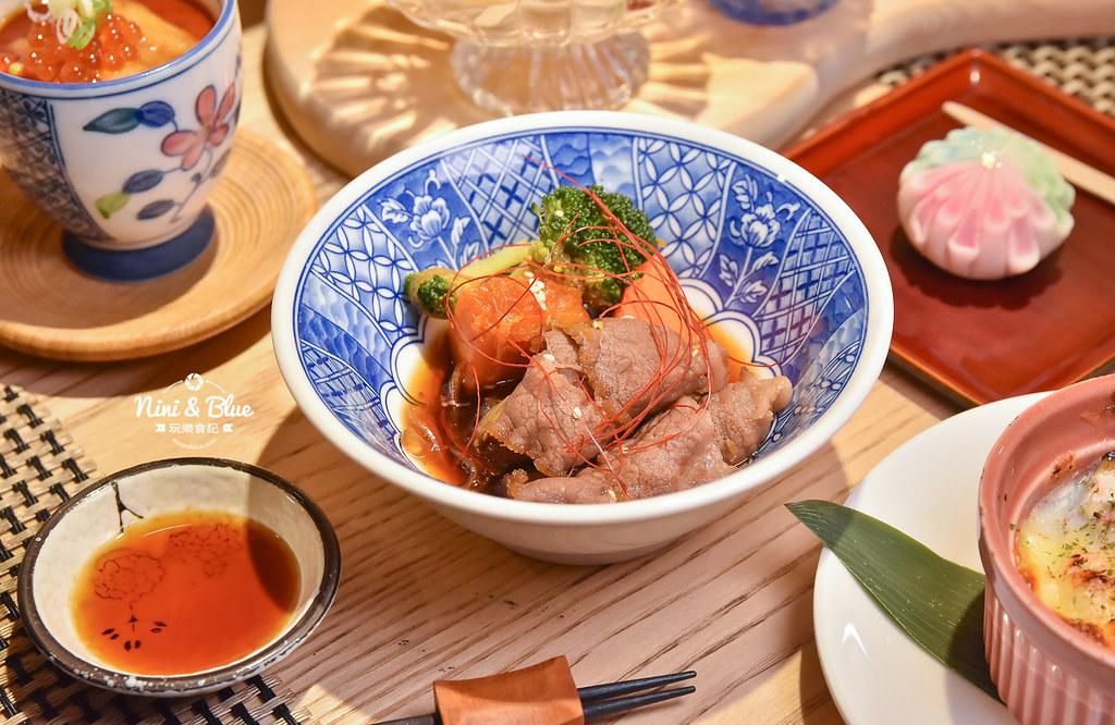 和食望月2020無菜單 台中日本料理 父親節12
