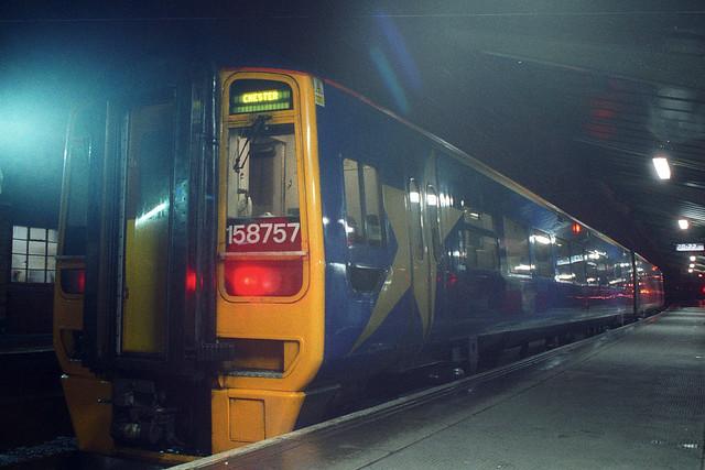 158757, Crewe, February 23rd 1999