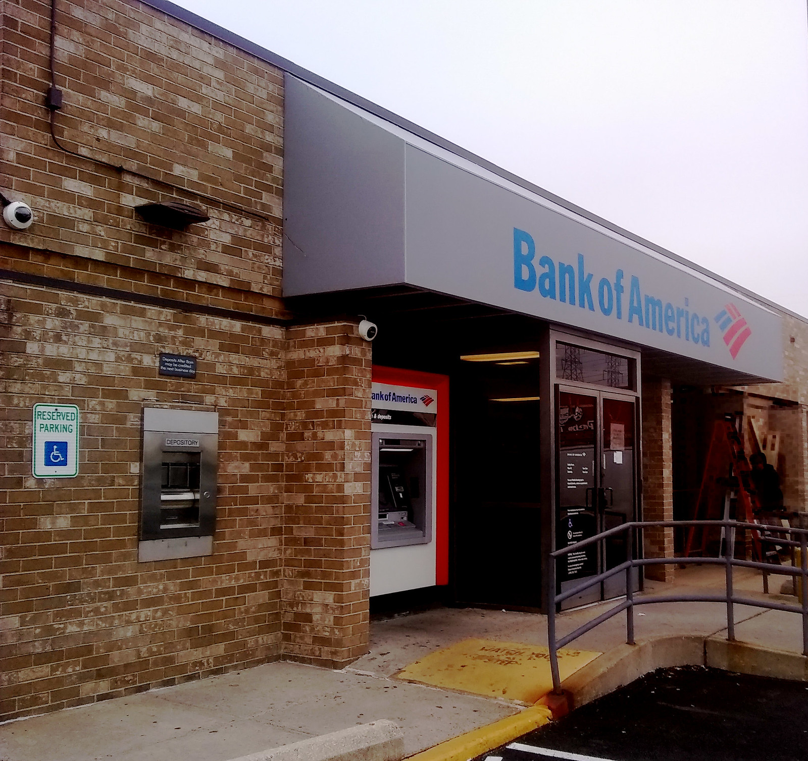Bank Awning