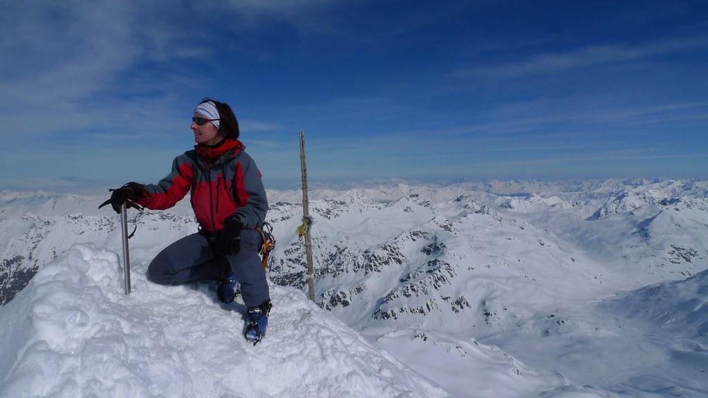 Piz Kech - Chamanna Es-cha Albula Alpen Switzerland photo 19