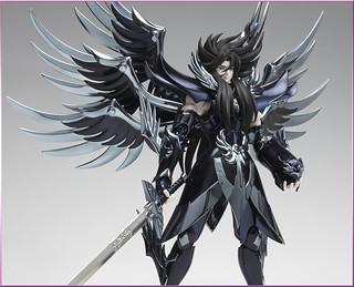採用新型合金製素體「EX METAL」 聖闘士聖衣神話EX《聖鬥士星矢》冥王黑帝斯(冥王ハーデス)情報公開!
