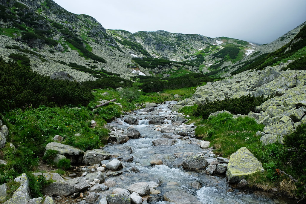 Great Cold Valley, High Tatras