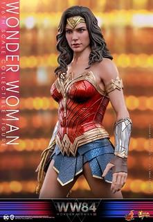 Hot Toys《神力女超人1984》神力女超人(Wonder Woman)1/6 比例人偶 公開