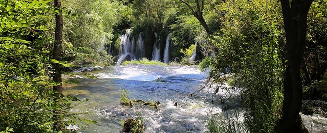 Kravica - at the falls crown