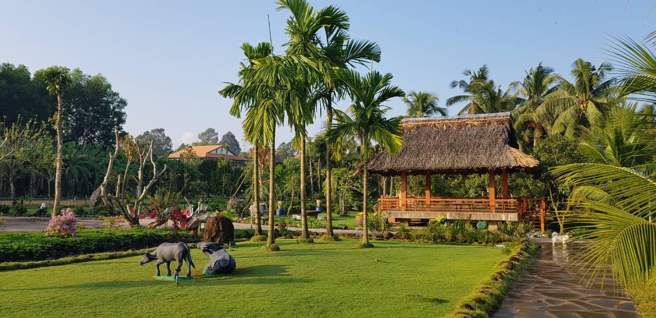VC - Vườn Thiền