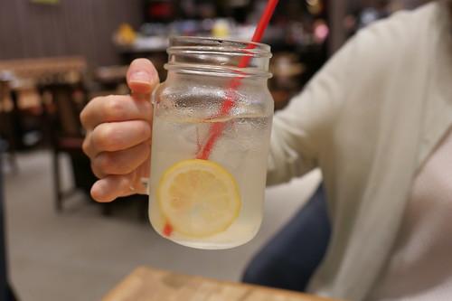 homemade lemonade BUTCHER REPUBLIC TOYOSU 05
