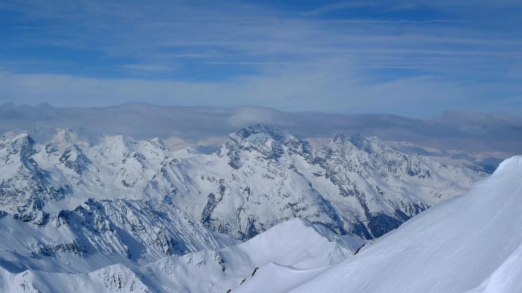 Piz Kesch - Chamanna Kesch Albula Alpen Švýcarsko foto 35