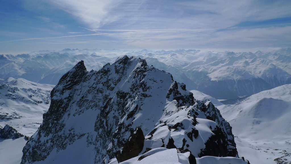 Piz Kesch - Chamanna Kesch Albula Alpen Schweiz foto 37