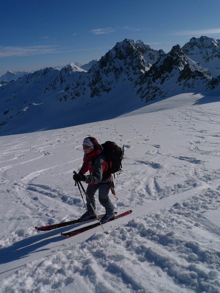 Piz Kesch - Chamanna Kesch Albula Alpen Schweiz foto 24