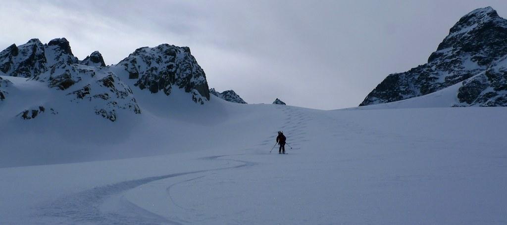 Piz Kesch - Chamanna Kesch Albula Alpen Schweiz foto 17
