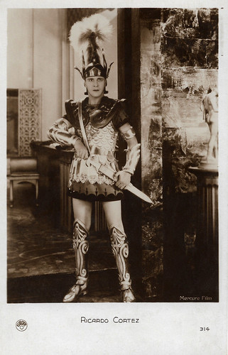 Ricardo Cortez in The Private Life Helen of Troy (1925)