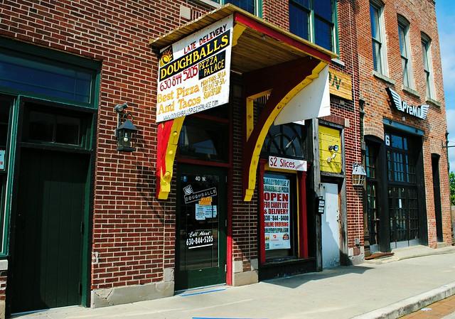 Doughballs Pizza - Aurora, Illinois