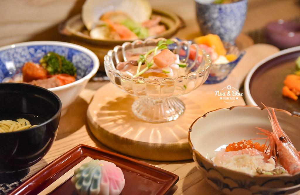 和食望月2020無菜單 台中日本料理 父親節24