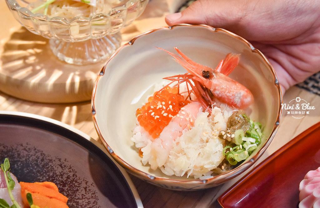 和食望月2020無菜單 台中日本料理 父親節15