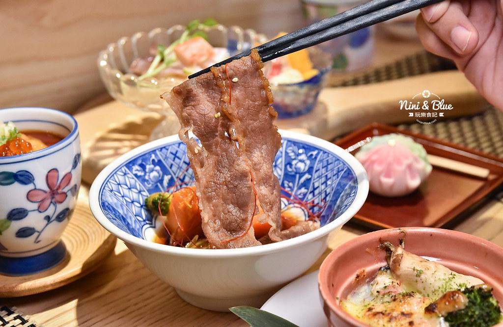 和食望月2020無菜單 台中日本料理 父親節13