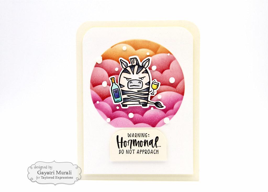 Hormonal card