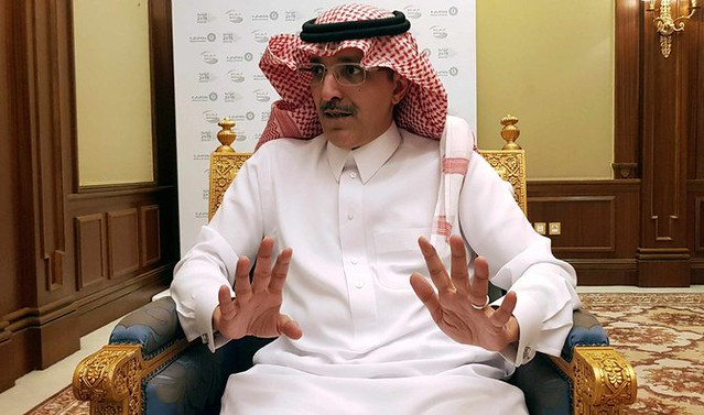 5692 No plans to introduce income tax – Saudi Finance Minister