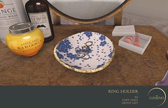 Group Gift - Ring Plate