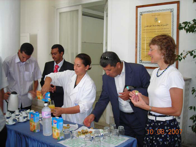 NF-POGO VP Tunisia 2007