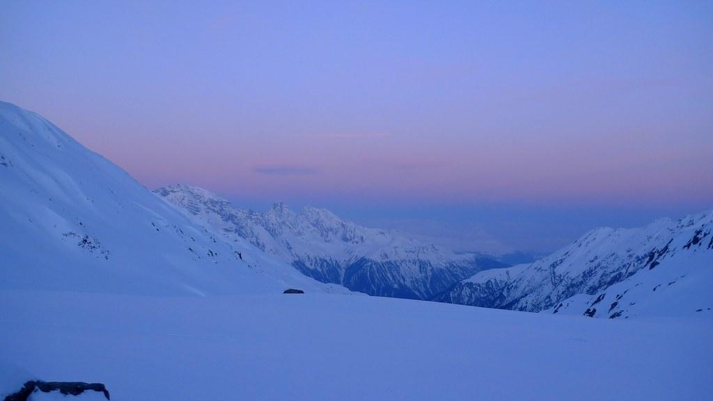 Piz Kesch - Chamanna Kesch Albula Alpen Švýcarsko foto 19