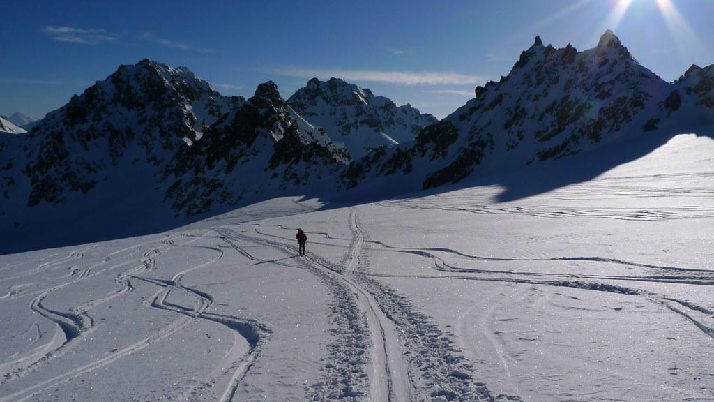 Piz Kesch - Chamanna Kesch Albula Alpen Švýcarsko foto 22