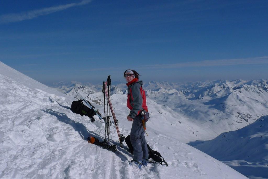 Piz Kesch - Chamanna Kesch Albula Alpen Švýcarsko foto 26