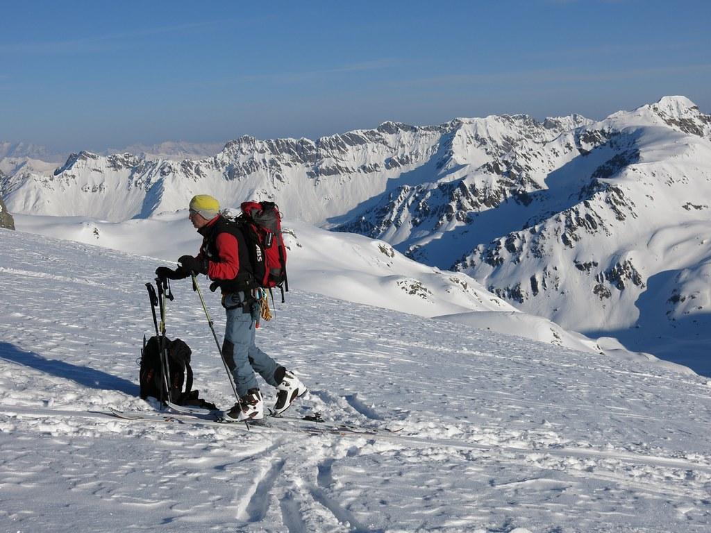 Piz Kesch - Chamanna Kesch Albula Alpen Švýcarsko foto 09