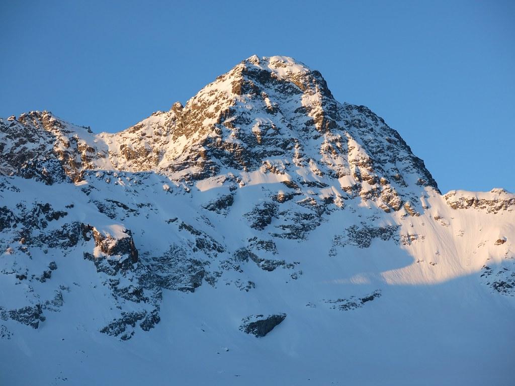 Piz Kesch - Chamanna Kesch Albula Alpen Švýcarsko foto 20