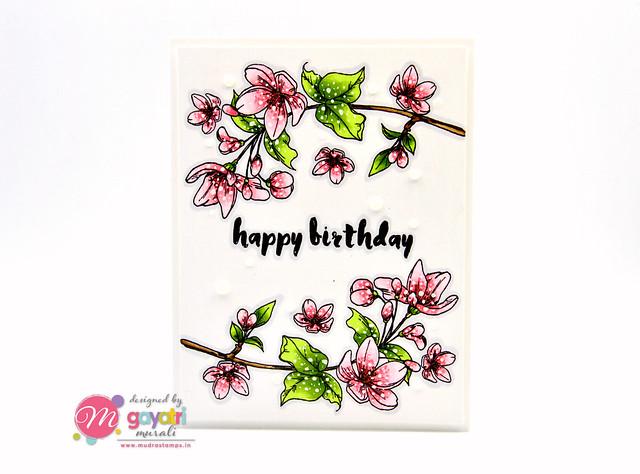 Birthday card #1a