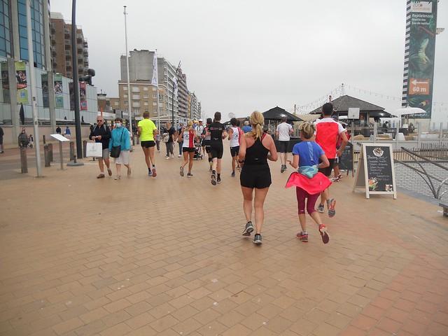 Zomerstrandtraining Zeebrugge (19 juli 2020)