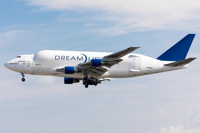 Boeing (Operated by Atlas Air) | N718BA