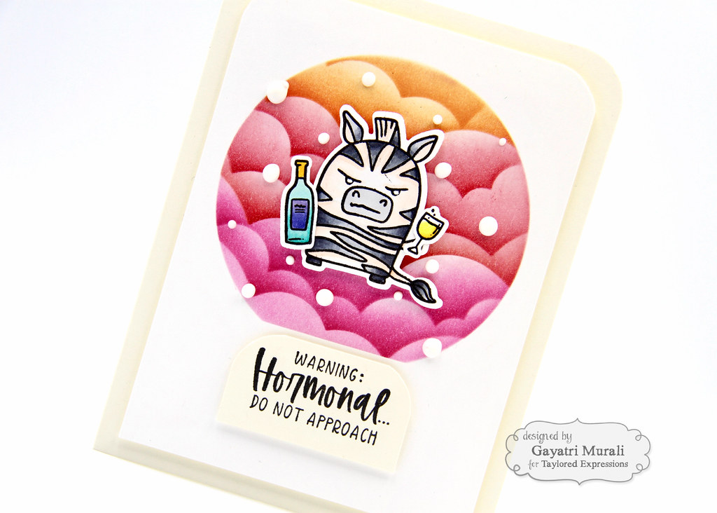 Hormonal card  closeup1