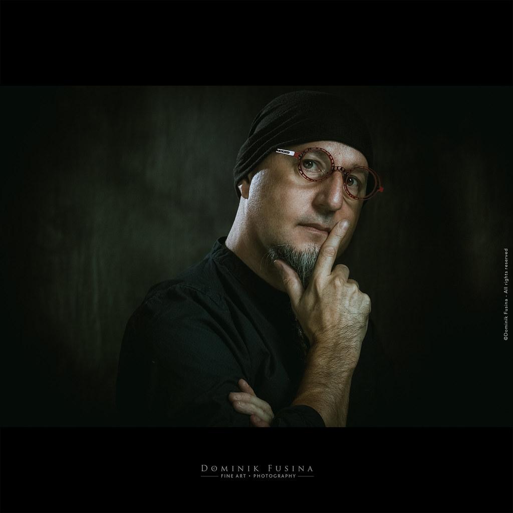 Autoportrait | Dominik