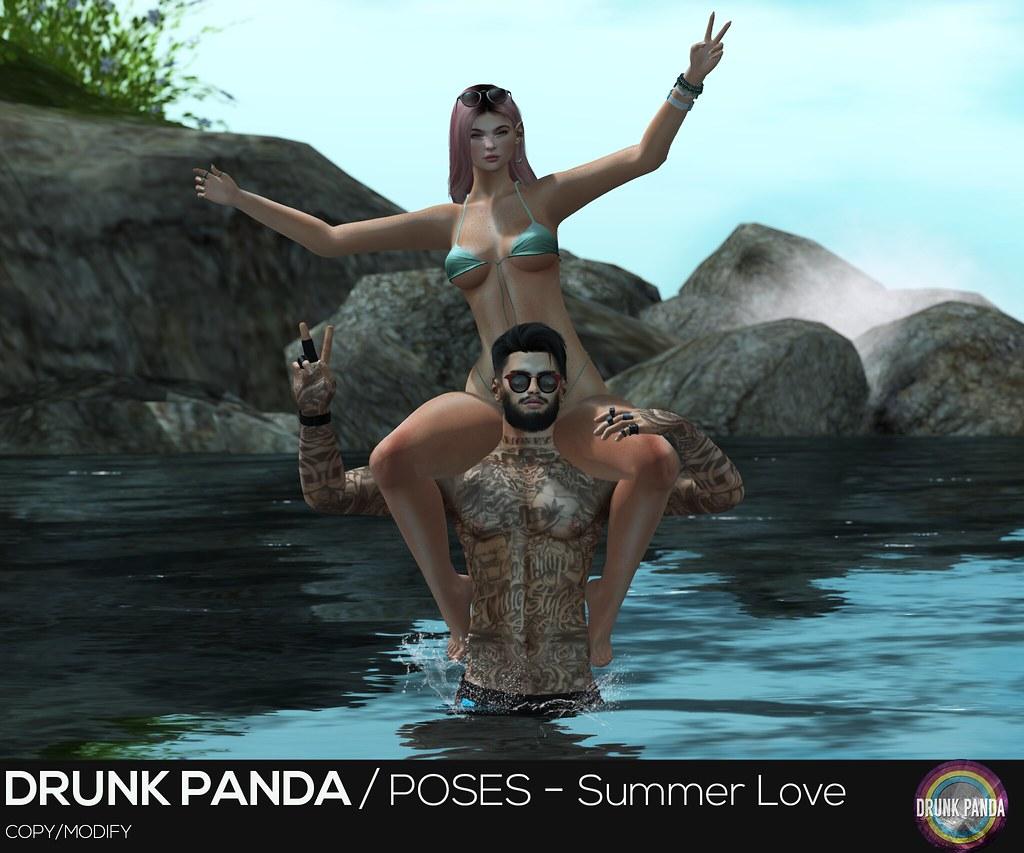 Drunk Panda – SummerLove