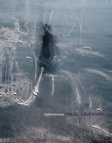 Cover of Nigel Grierson's Lightstream, published by Lost Press, 2020.