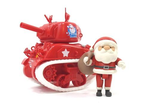 Christmas Tank