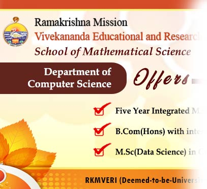 New Courses offered by Department of Computer Science
