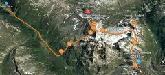 Schwarzhorn, Haute Route Graubünden, day 5