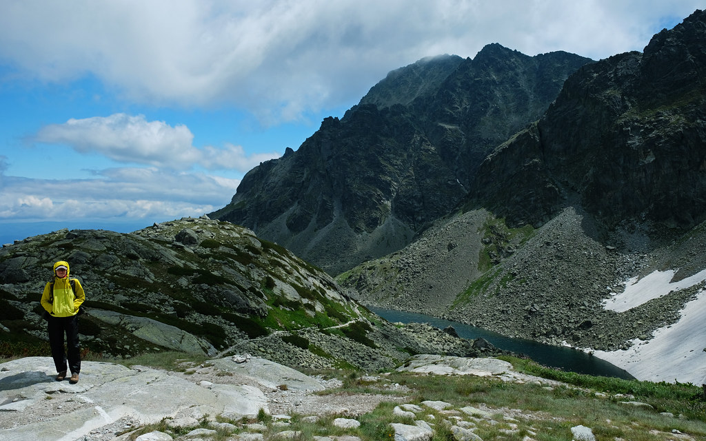 Dlhé pleso, Great Cold Valley, High Tatras
