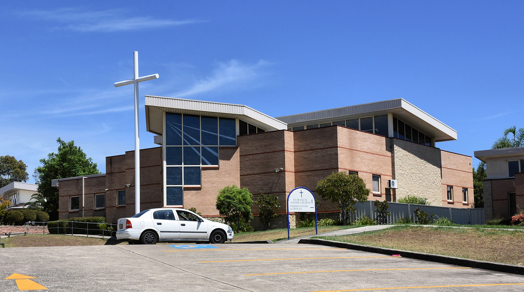 St Francis Xavier Catholic Church, Lurnea, Sydney, NSW.