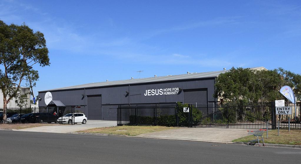 Hillsong Church, Campbelltown, Sydney, NSW.