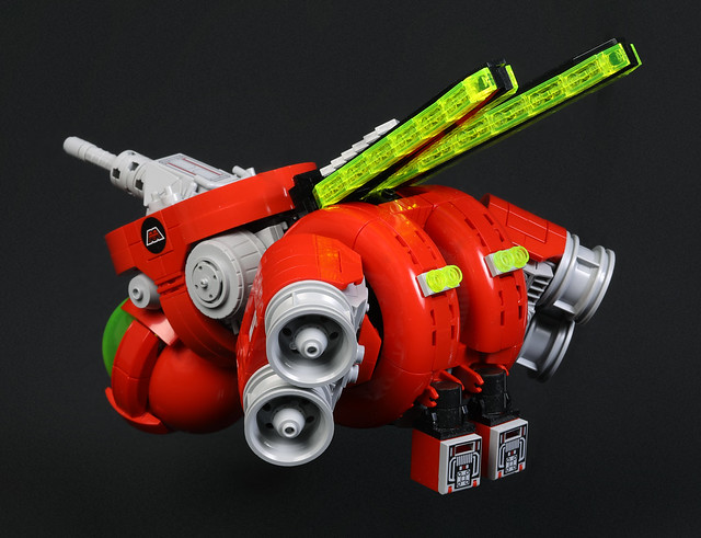 M:Tron Heavy VTOL