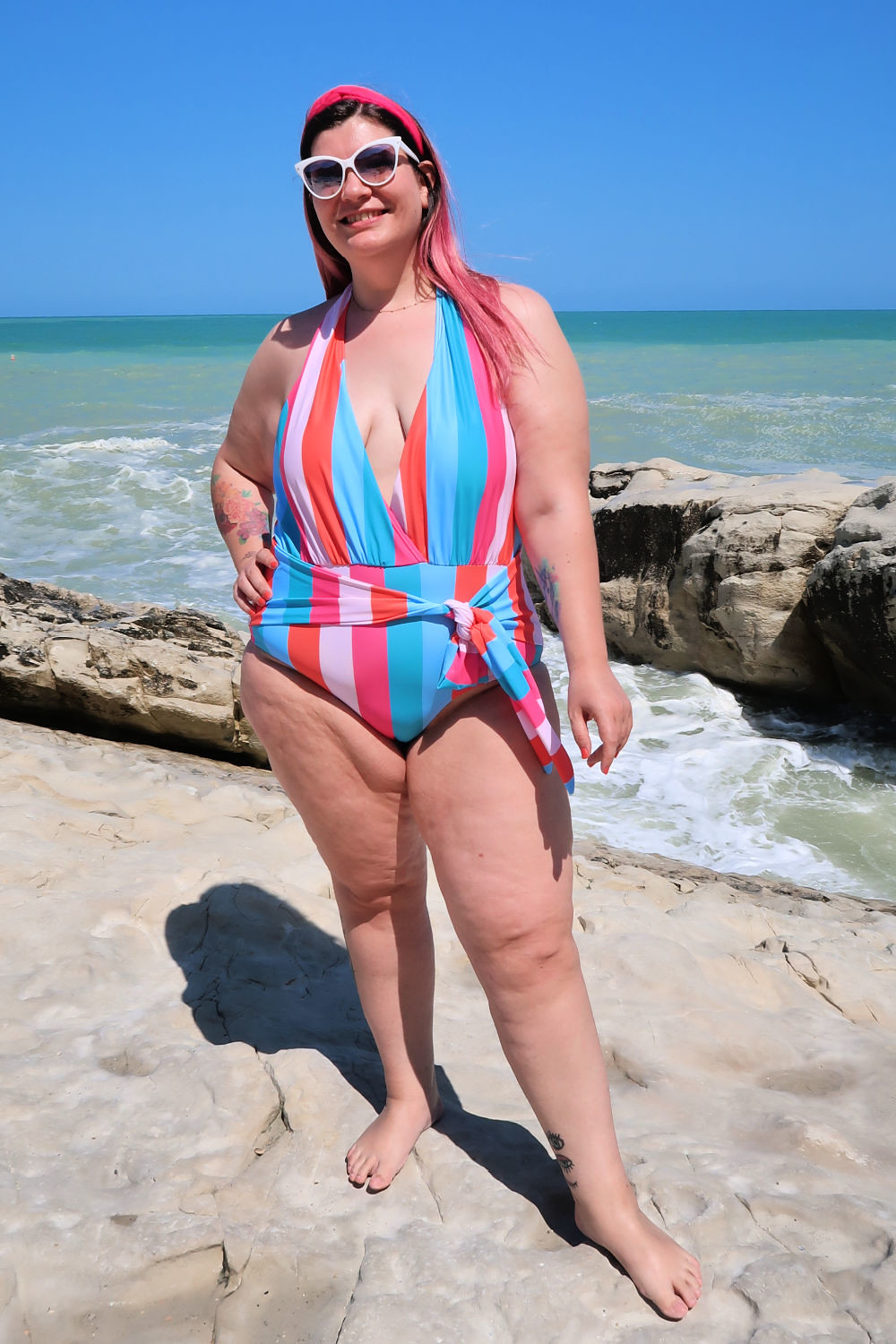 Costume curvy e eplus size outfit, Shein curve (3)