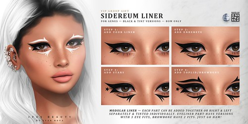 Sidereum Liner — VIP GROUP GIFT @ Mainstore