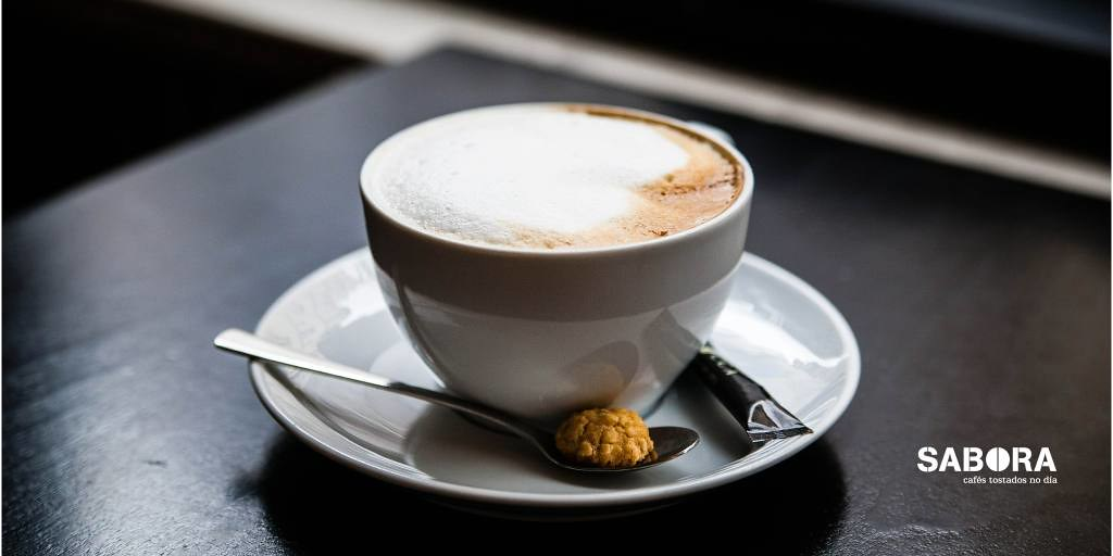Cappuccino al estilo italiano