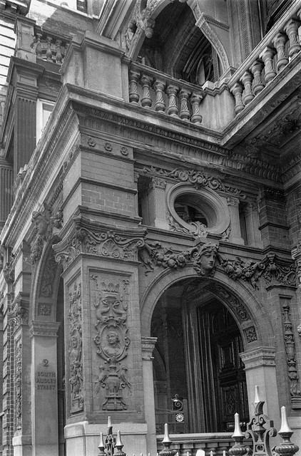South Audley St, Mayfair, Westminster, 1987 87-5i-52-positive_2400