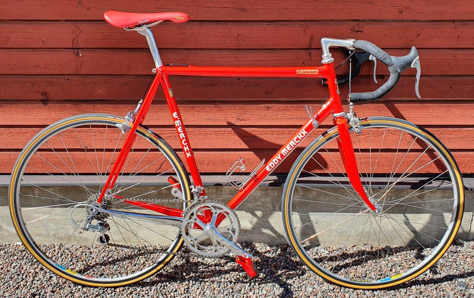 Eddy Merckx Double Downtube NOS